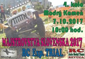 6. kolo MSR v RC Triali @ Revúca | Banskobystrický kraj | Slovensko