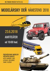 Modelársky deň Námestovo @ Námestovo | Žilinský kraj | Slovensko